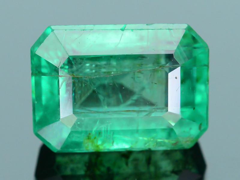 Top Color  1.94 ct Zambian Emerald SKU-10
