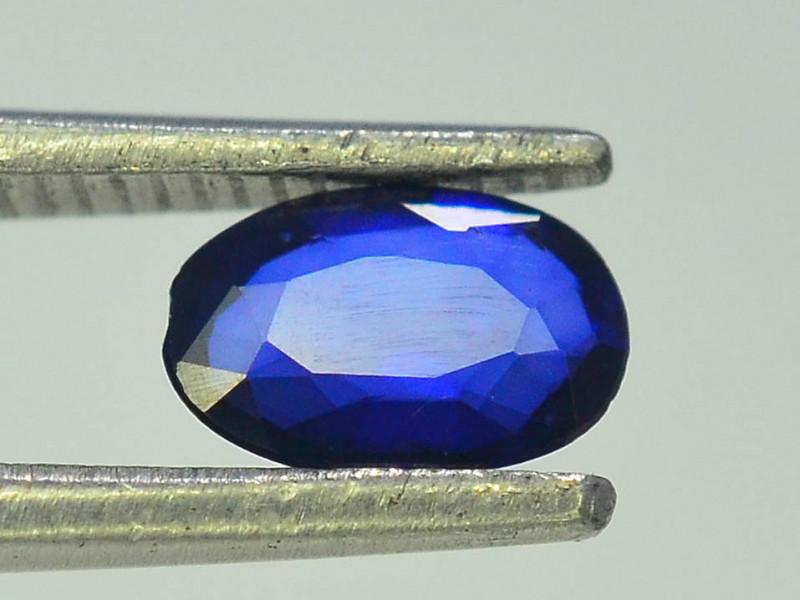 0.40 ct Natural Royal Blue Sapphire