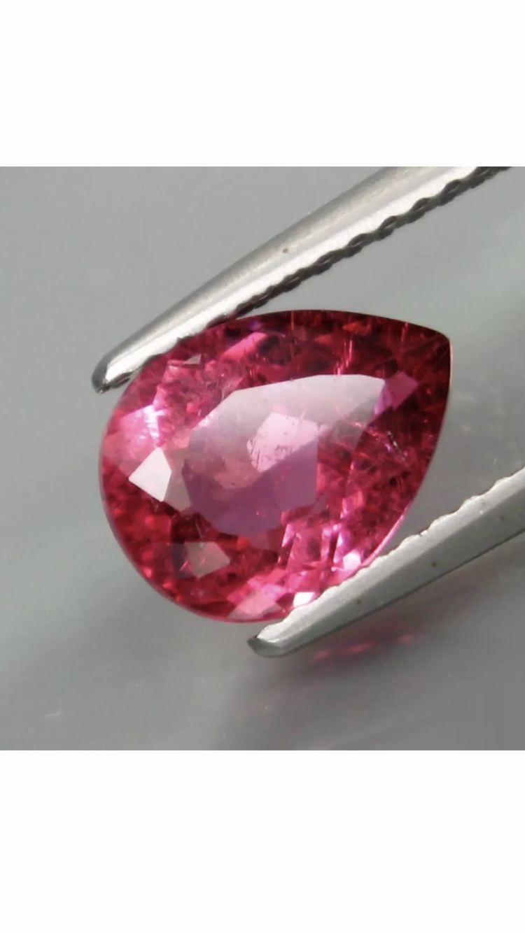 GGA -1.75 Rubellite FULL SPARKLING . FROM COLLECTOR.