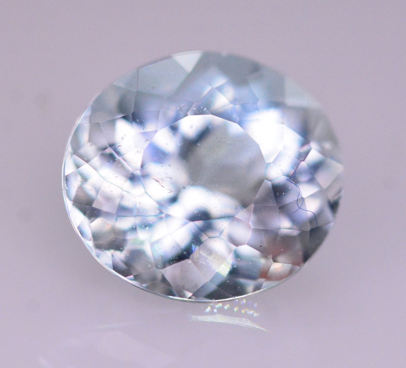 1.60 Ct Marvelous Color Natural Aquamarine AQ1