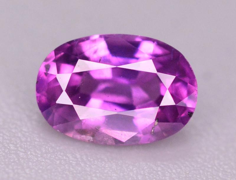 Rare 0.60 Ct Amazing Color Natural Corundum Sapphire From Kashmir