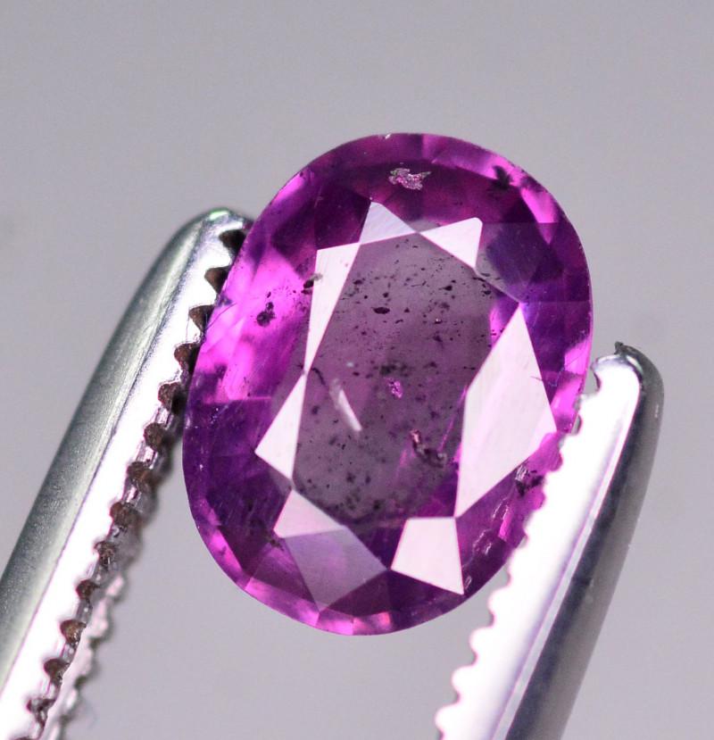 Rare 0.75 Ct Natural Corundum Pink Sapphire From Kashmir
