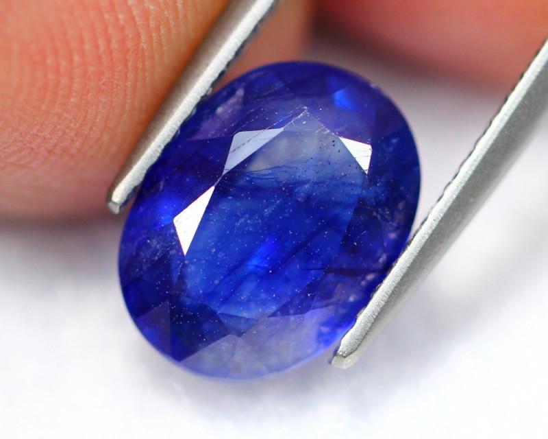 3.89Ct Ceylon Cornflower Blue Sapphire ~ A1106