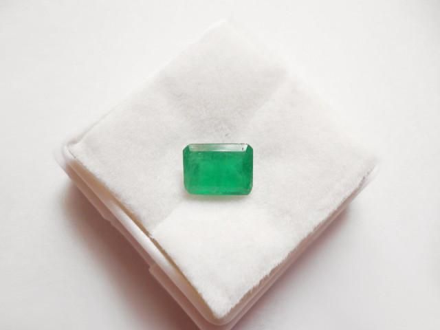 1.31 Colombian Emerald Certified