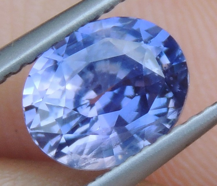 2.55cts No Heat, Certified  Color Change Sapphire,