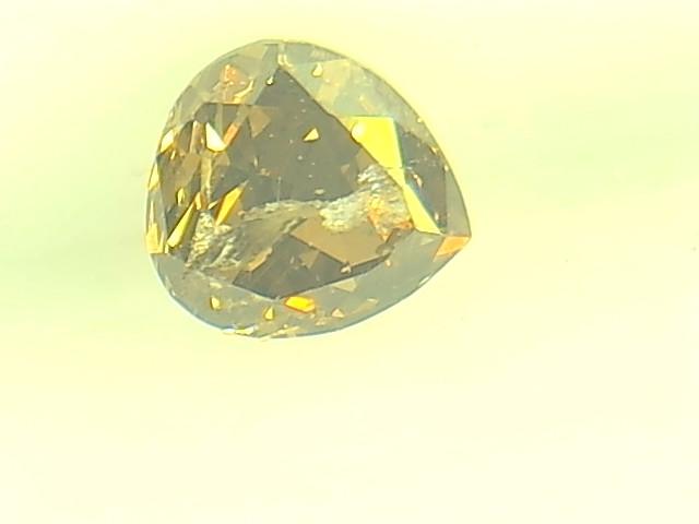 0.25ct Fancy Deep Brown  Diamond , 100% Natural Untreated