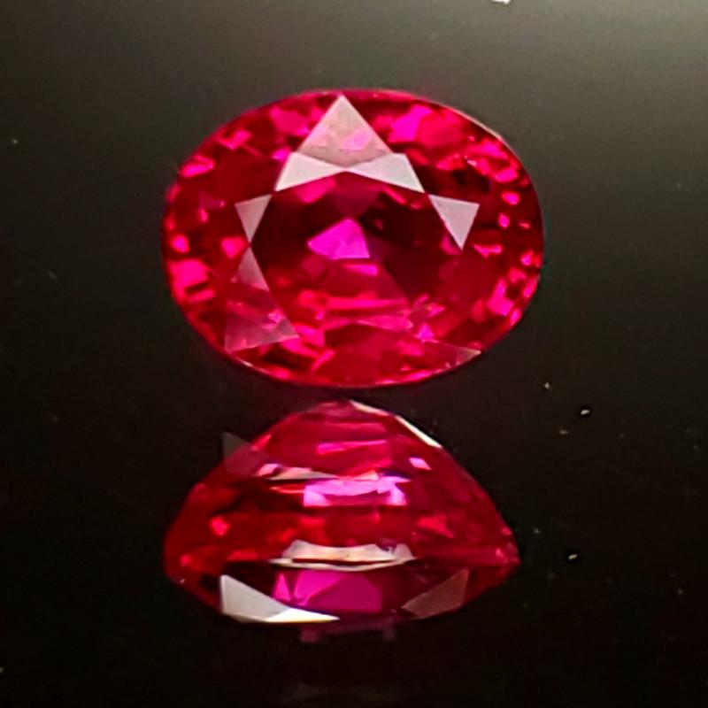 1.03ct Burma Ruby