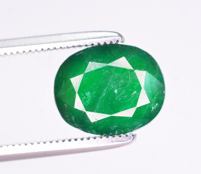 2.20 Ct Brilliant Color Natural Swat Emerald