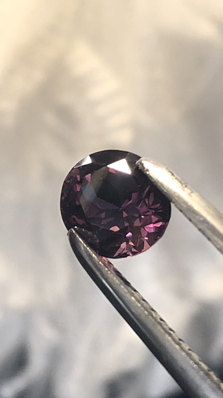 GGA-2.2CT - SPINEL-MOGOK TOP RED PERFECT SIZE FOR JEWELLERY- VERY CLEAN- MA