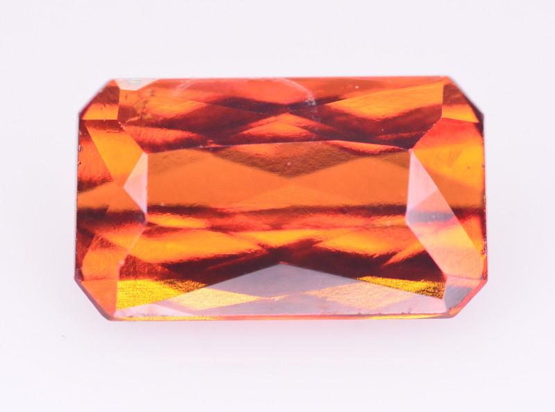 Amazing Color 3.20 Ct Natural Hessonite Garnet