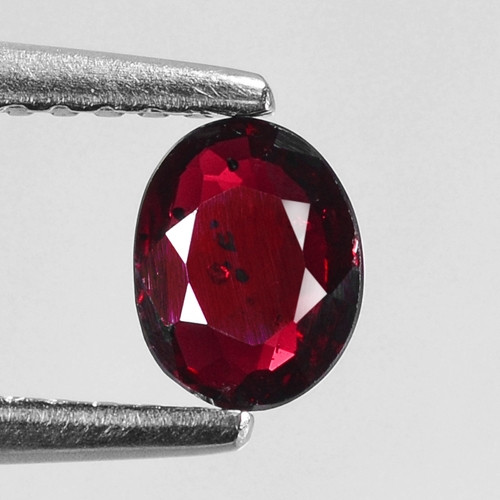 0.41 CT RED RUBY BEST COLOR GEMSTONE RB33