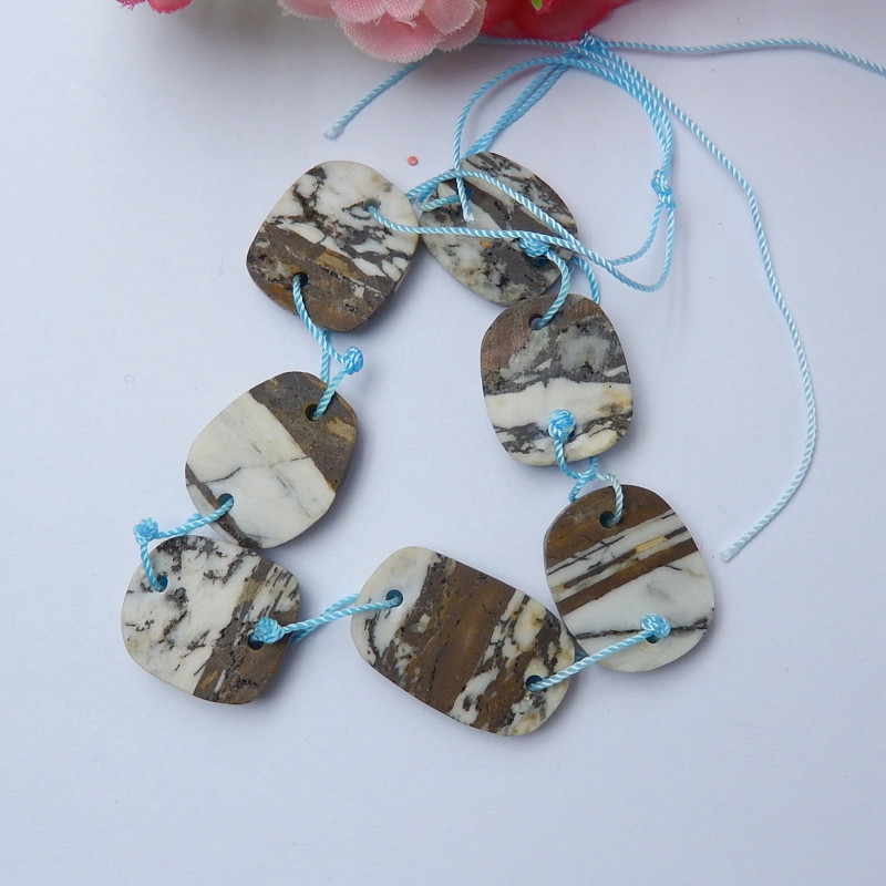 Opal Gemstone Pendant Beads ,Opal Necklace ,Opal Strand B239