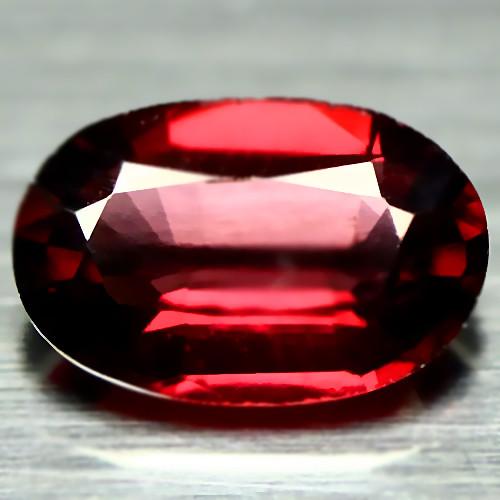 ⭐1.48ct Cherry Rhodolite Garnet No Reserve