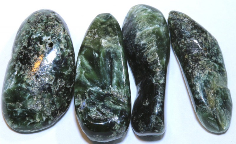 40CTS GREEN SERAPHINITE PARCEL ADG-385