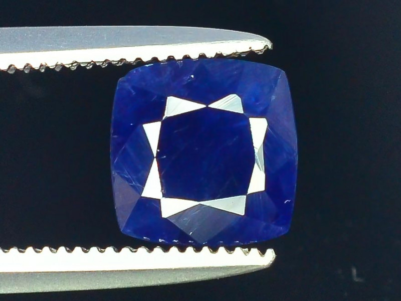 Top Color 1.30  ct Unheated/Untreated Sapphire ~Afghanistan