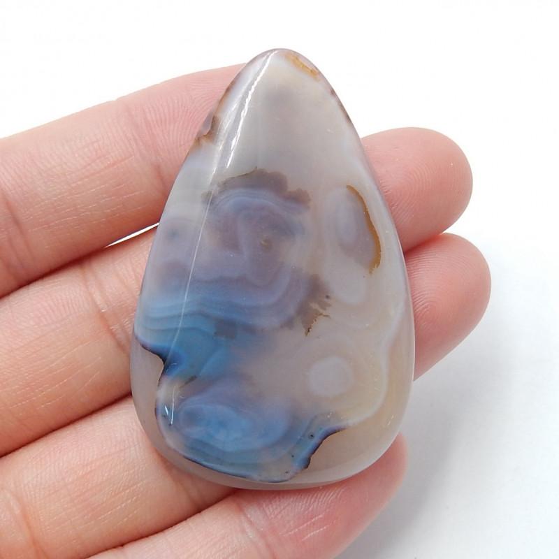 Agate Pendant ,Natural Gemstone Pendant ,Lucky Cabochon ,Wholesale B378