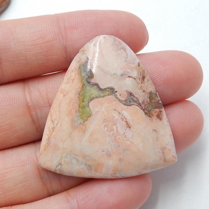 Natural Jasper Cabochon,semi-precious stones, jewelry accessories B200