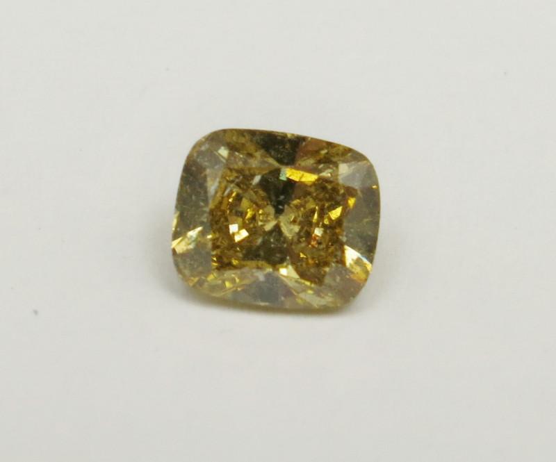 1.02 ct Natural Chameleon Diamond GIA certified