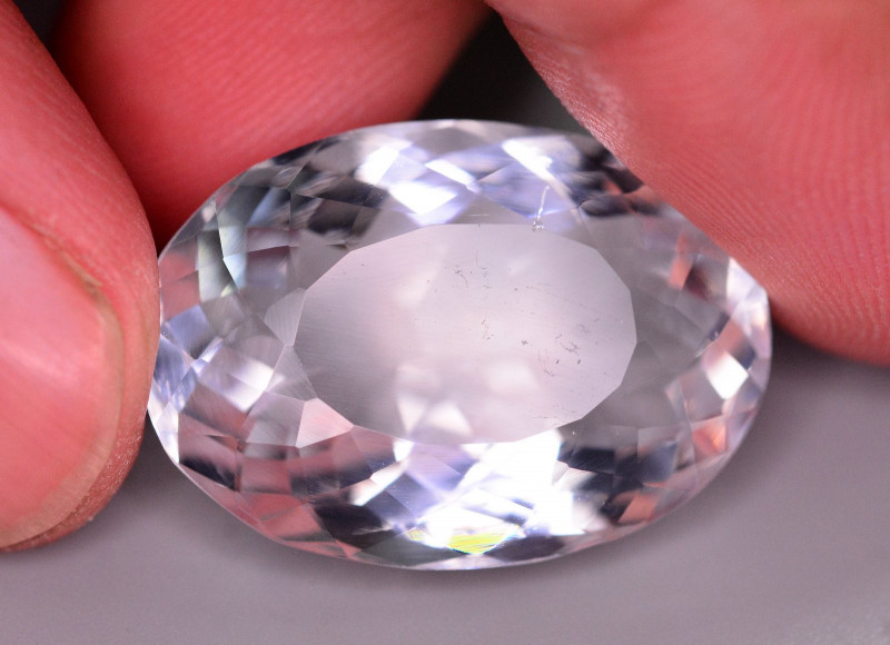 Rarest 28.90 Ct AAA Quality Natural Pollucite From Pakistan