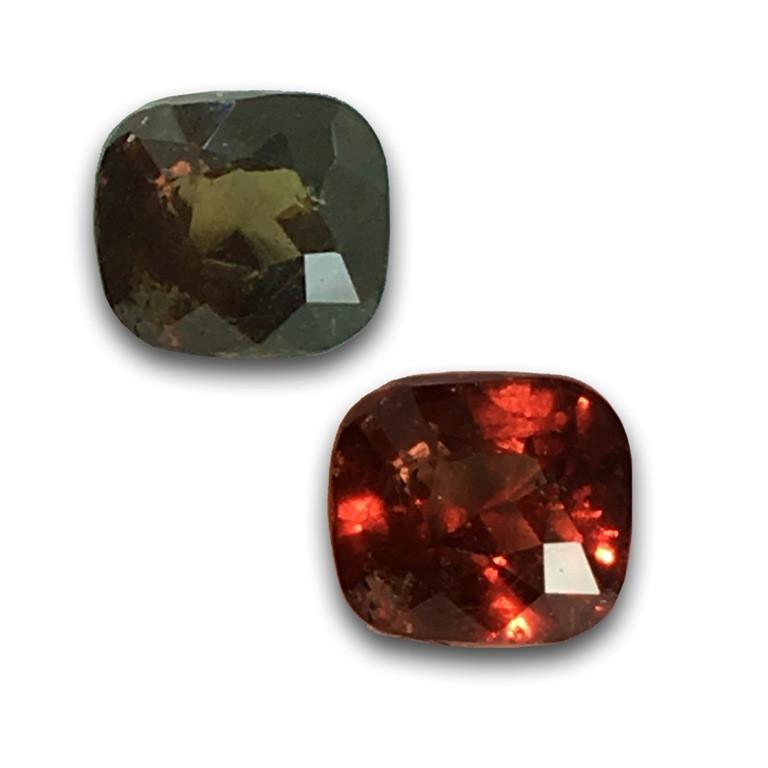 Natural Unheated Color Changing Garnet |Loose Gemstone | Sri Lanka
