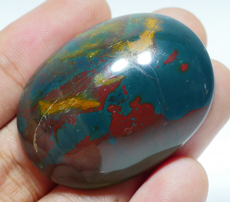 BEAUTY INDONESIAN AGATE CABOCHON 98.15 CRT -G5-