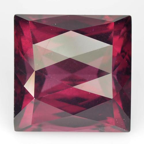 ~FANCY~ 13.62 Cts Natural Purplish Pink Umbalite Garnet Mozambique
