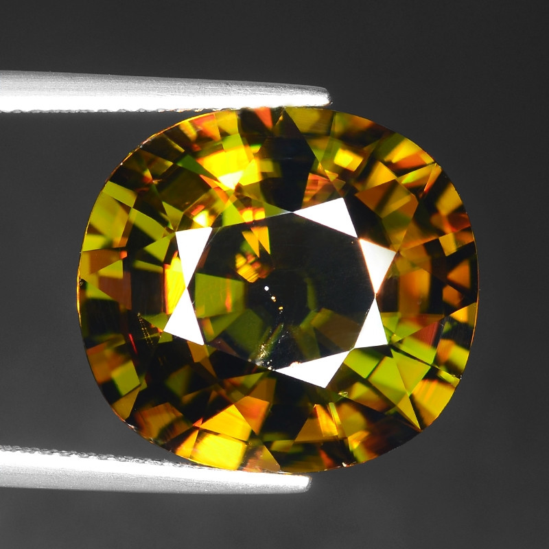 BLACK FRIDAY 22.42 CT NATURAL SPHENE TOP CLASS GEMSTONE FOR COLLECTION