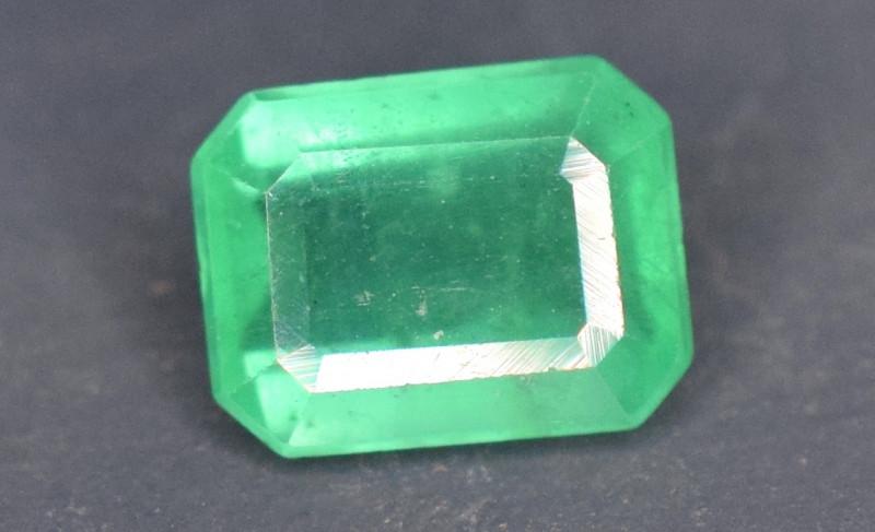 1.10carats Natural color Emerald gemstone