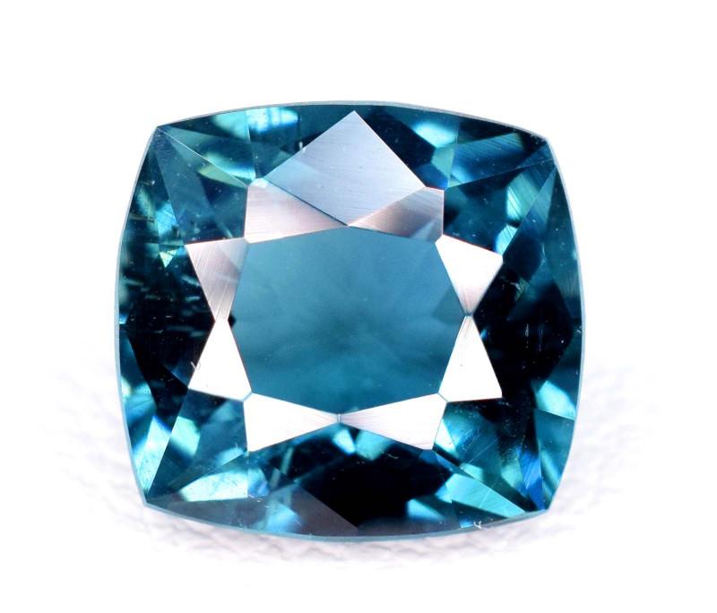 2.35 Carats  Indicolite Tourmaline Gemstones