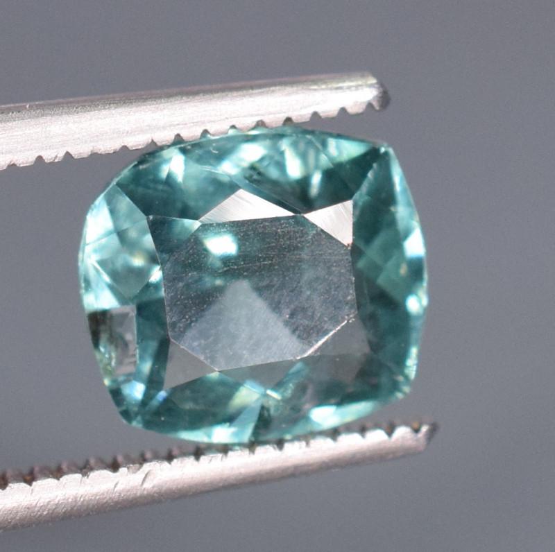 1.44 Carats Indicolite Tourmaline Gemstones