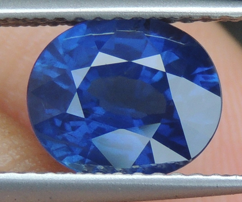 2.65cts Pailin Sapphire,  Heat Only