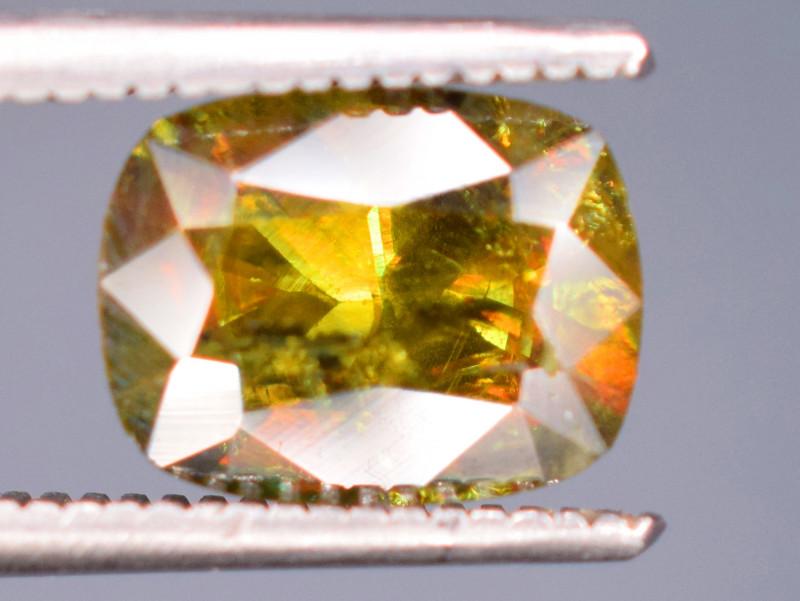 1.70 Carats Top Fire  Natural Sphene Gemstones