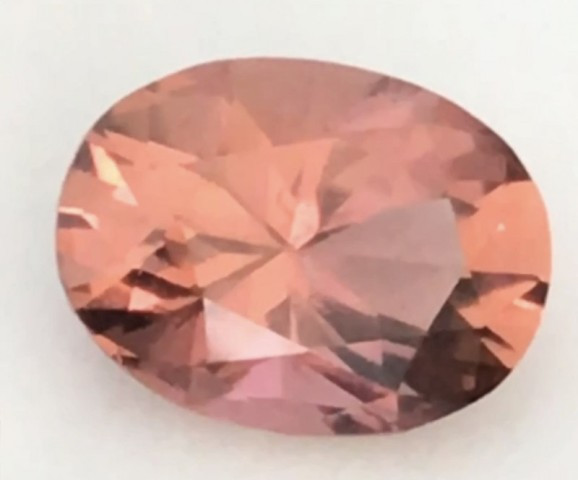 The color so Gorgeous !  The Tourmaline so Glowing !  G405
