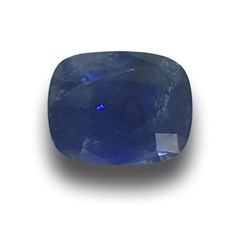 GRS | Natural Unheated Royal Blue Sapphire|Loose Gemstone|New| Sri Lanka
