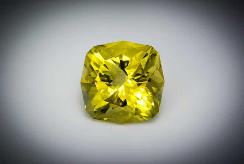 Golden Beryl  22.13 ct Brazil GPC