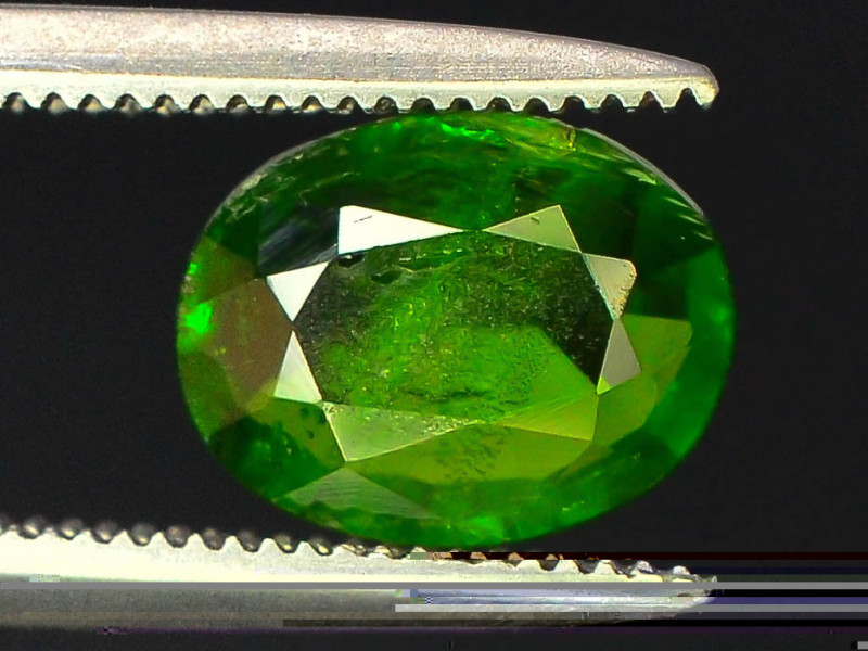 1.10 ct Natural Untreated Chrome diopside B
