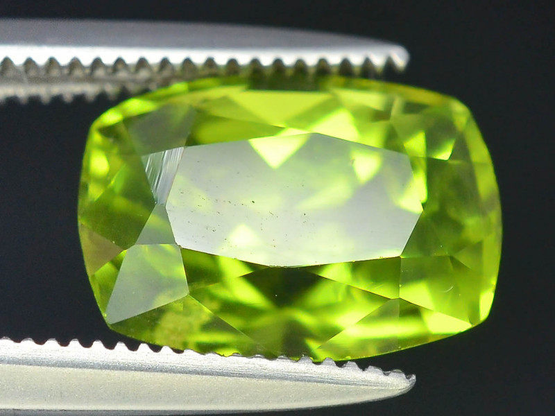 AAA Color 2.95 ct Himalayan Peridot ~ Pakistan
