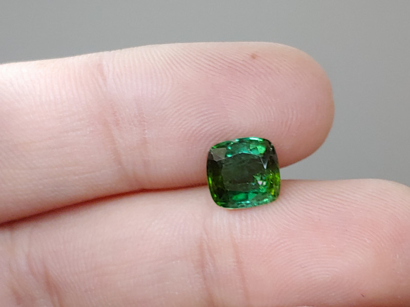 Unheated  2.59 CT Chrome Green Verdelite Tourmaline (Kunar)