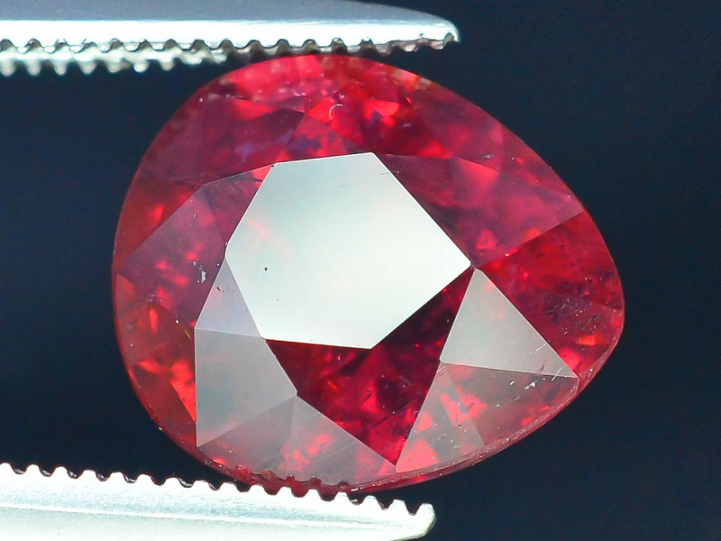 AAA Color 3.15 ct Rubelite Tourmaline