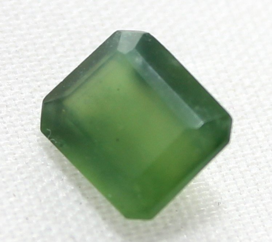 1.45 Crt Natural Serpentine Faceted Loose Gemstone