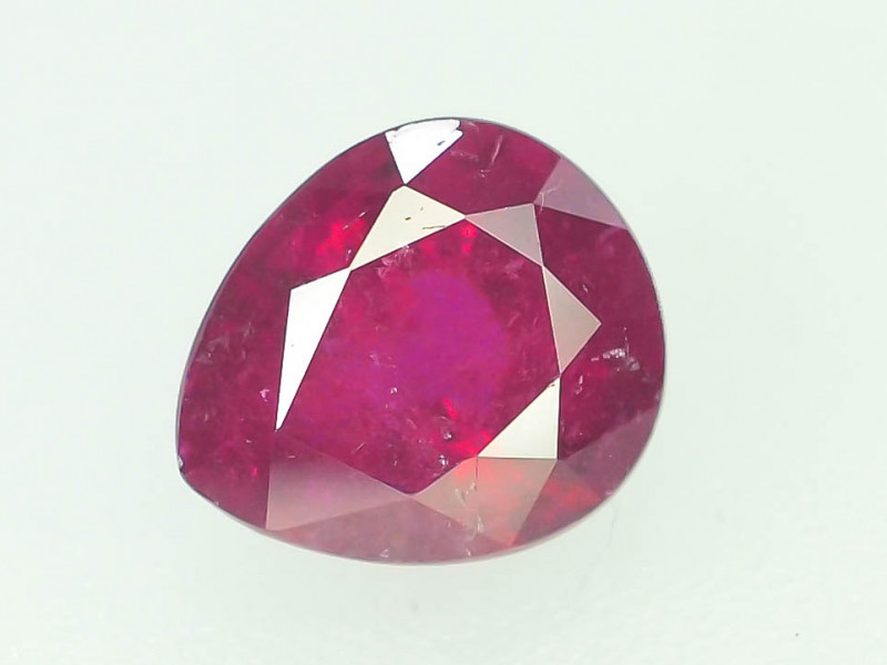 AAA Color 1.60 ct Rubelite Tourmaline~M
