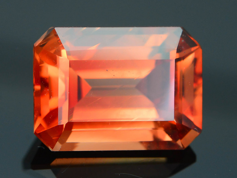 AAA Grade Andesine 4.63 ct Lovely Color sku 4