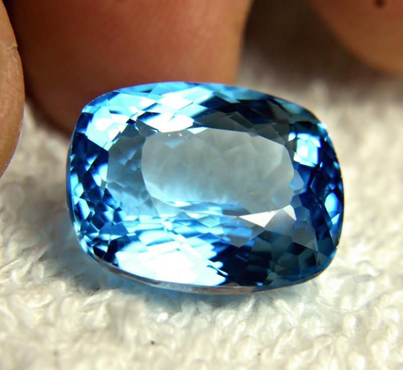 26.11 Carat Brazilian VVS Blue Topaz - Gorgeous