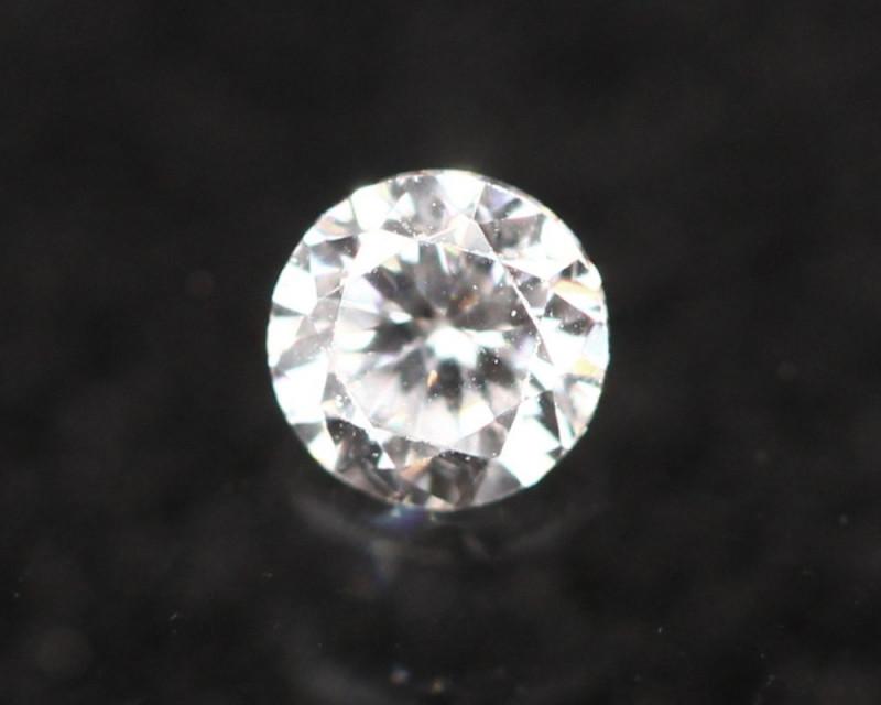 2.2mm D-F Color VS-Clarity Natural Loose Diamond