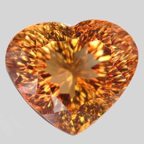 16.90 ct. 100%   Natural Earth Mined  Topaz Brazil - IGE Certified