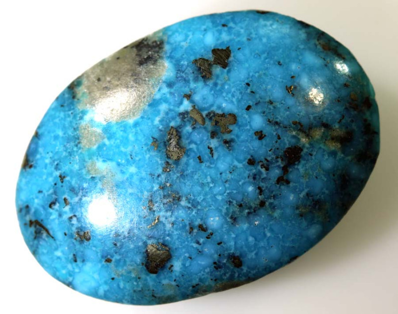 18.82-CTS NATURAL  TURQUOISE TBG-3017
