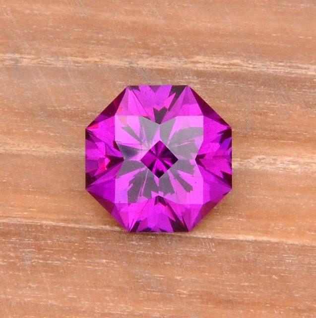 2.07 ct Super Purple Master Cut Umbalite!