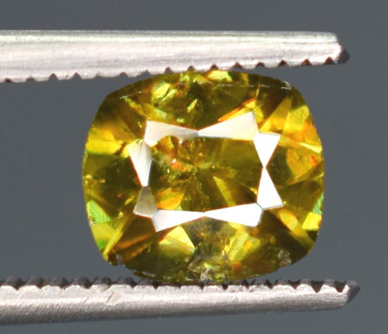 0.85 Carats Top Fire  Natural Sphene Gemstones