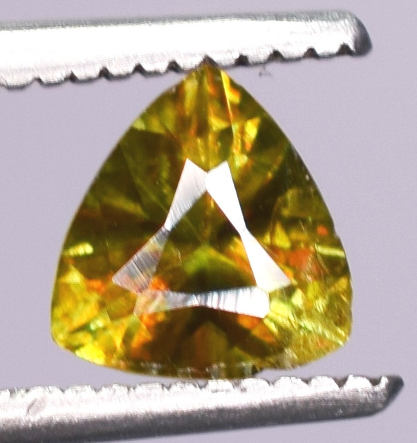 0.40 Carats Top Fire  Natural Sphene Gemstones