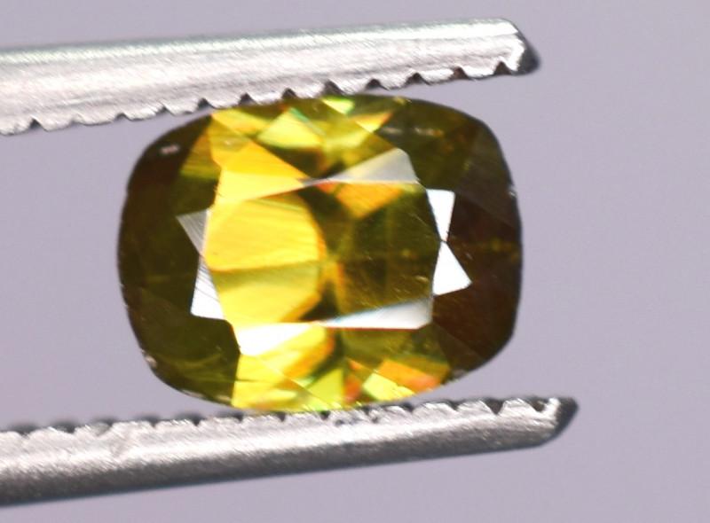 0.60 Carats Top Fire  Natural Sphene Gemstones